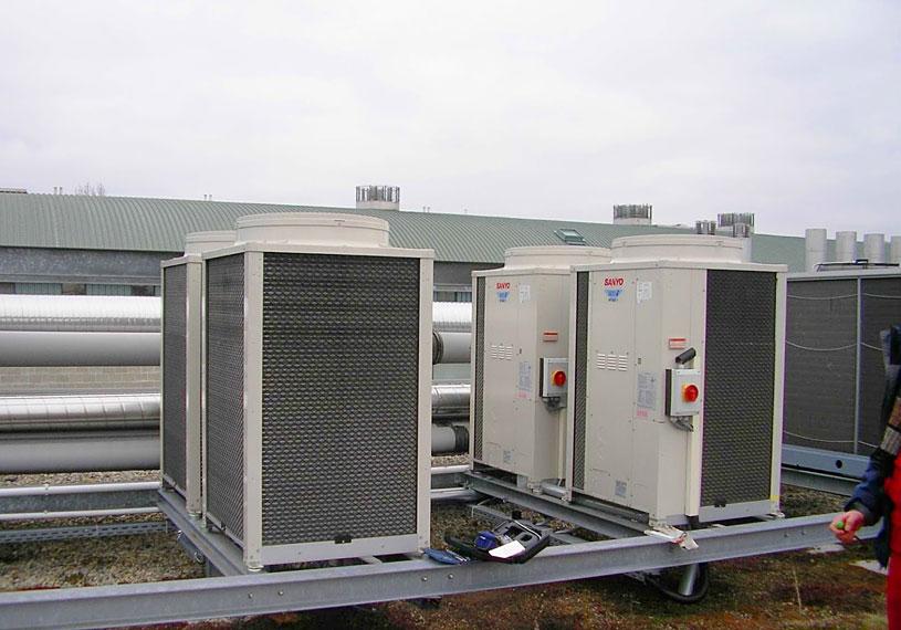Klimaanlagenbau